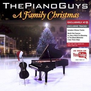 The Piano Guys - A Family Christmas - Only at Ta... : Target Mobile