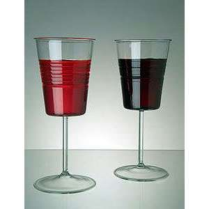 "Ooooohhh Weeee - ""Redneck"" Wine Glasses. ha.  Perfect for your classy box o' wine! Drink up :)  urlybits.com"
