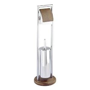 Wenko 17529100 Stand WC-Garnitur Belingo: Amazon.de: Küche & Haushalt