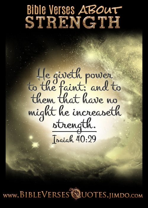 bible verses about strength - 500×701