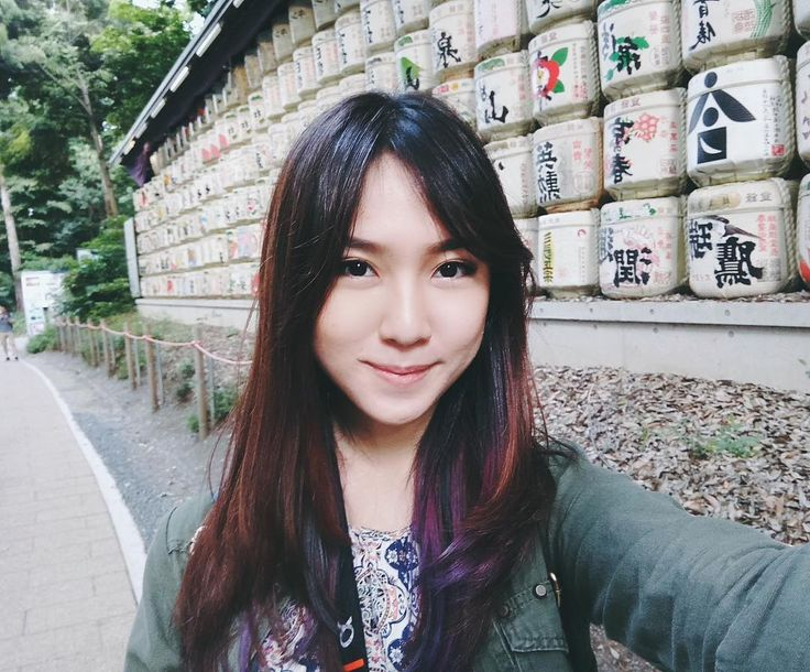 "16.2k Likes, 38 Comments - Kezia Amelia Angkadjaja (@kezia90) on Instagram: ""The quietness of Meiji Shrine, and the refreshing and colorful culture of Japan feels invigorating…"""
