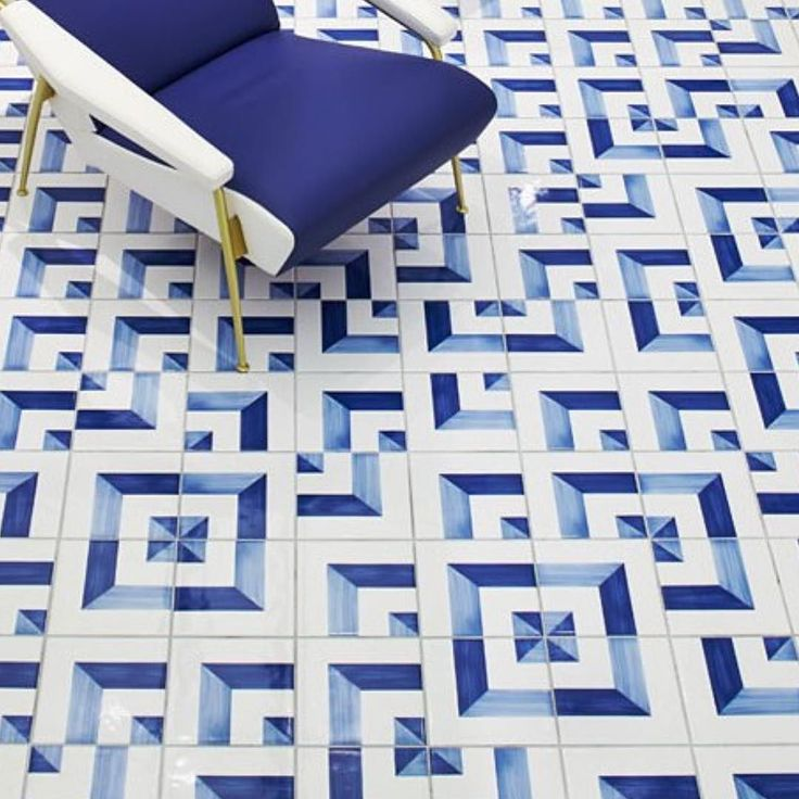 """Coming soon to the @marokk.dk repertoire are these #architectural #handmade #cement #tiles aptly named """"Gio"""" after the #Italian #architect Gio Ponti. Fabulous aren't they?  #azul #azulejos #blue #cementtiles #encaustic #fliesen #carreauxdeciment #floor #floortile #home #homedecor #interiors #interiordesign #idcdesigners #Moroccan #pattern #stylish #tileart #tiledesign #tilestyle #tileometry #tileaddiction by tileometry"""
