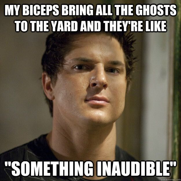 Ghost Adventures. Every time.