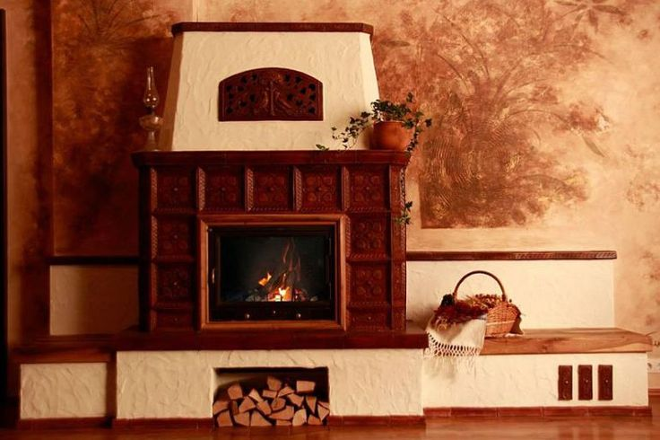 adelaparvu.com despre sobe, semineuri, gratare cu cahle de teracota si cahle pictate, Design AMRITA, Tg Secuiesc, Romania (5)