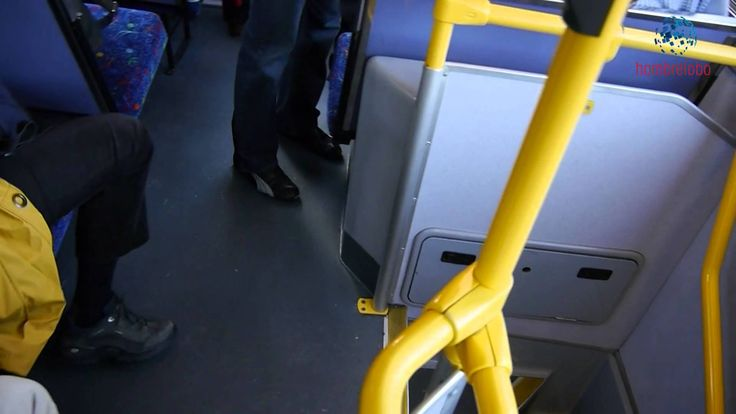 Autobús de dos pisos por Irlanda