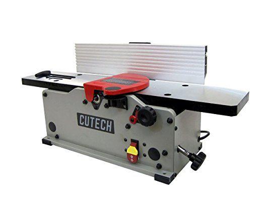 Cutech 40160H-CT 6 & quot;  Bench Top Spiral řezné hlavy frézky