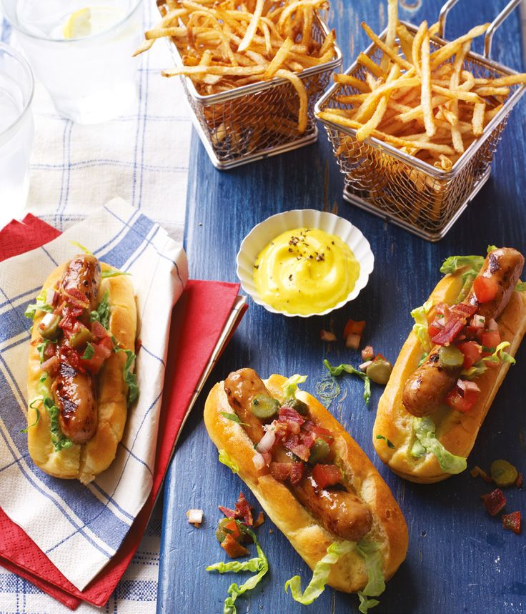 BLT Dogs | Asda Good Living