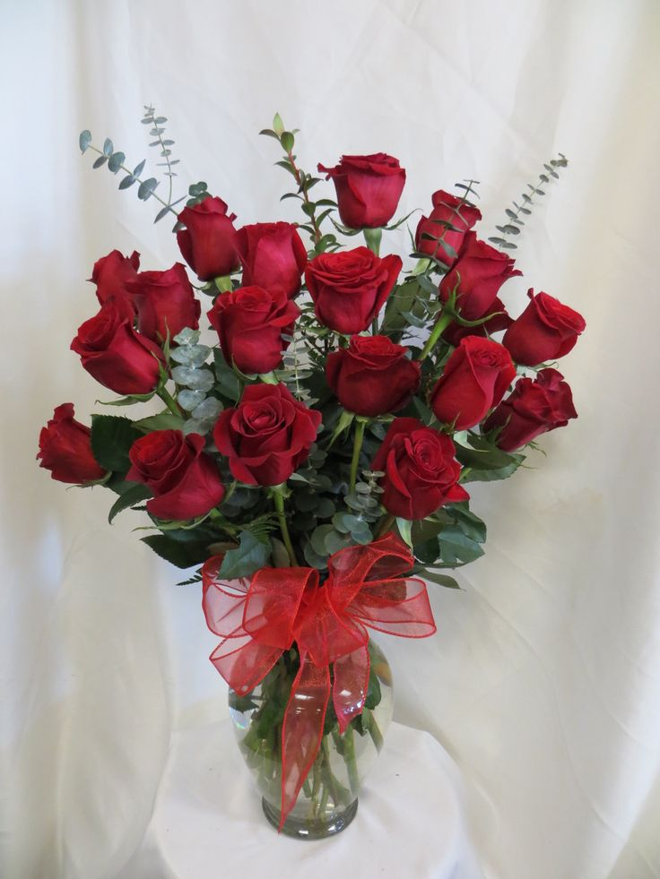 Enchanted Florist Pasadena - Two Dozen Roses for Valentines Day RED, $209.95 (http://www.enchantedfloristpasadena.com/two-dozen-roses-for-valentines-day-red-pasadena-deer-park-florist-flowers/)
