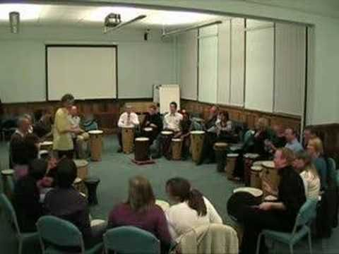 Active Rhythmology Drumming Workshop