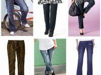 Damen Jeans Mix Röhre Gerade Jeggings...Herbst Winter
