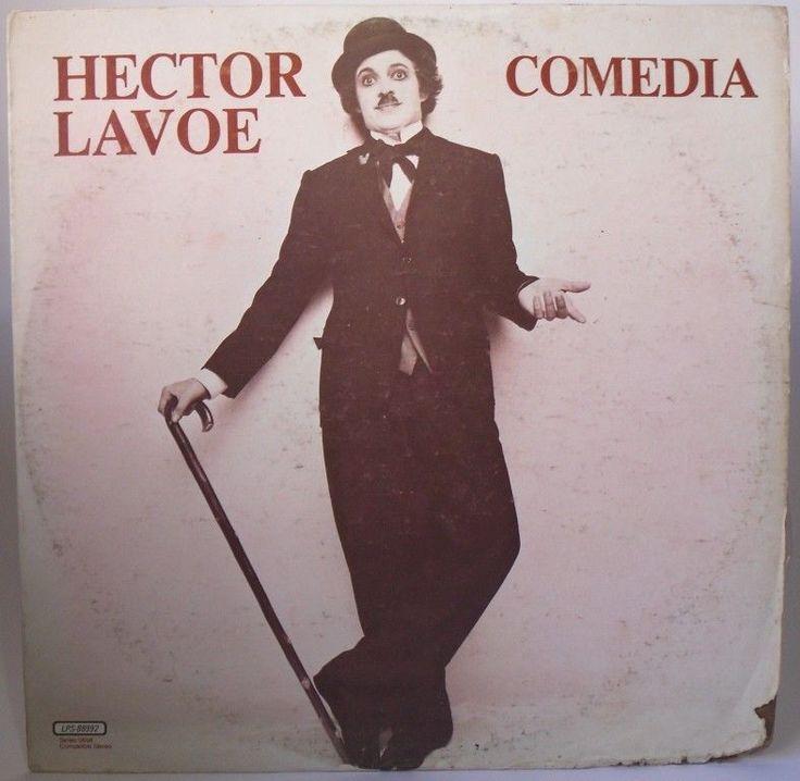 Hector Lavoe - Comedia - Lp Hecho en Venezuela By Fania #Salsa