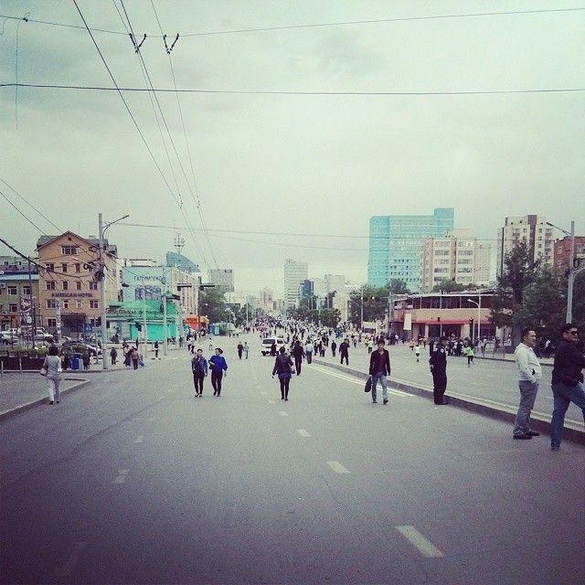 Ulaanbaatar em Ulaanbaatar