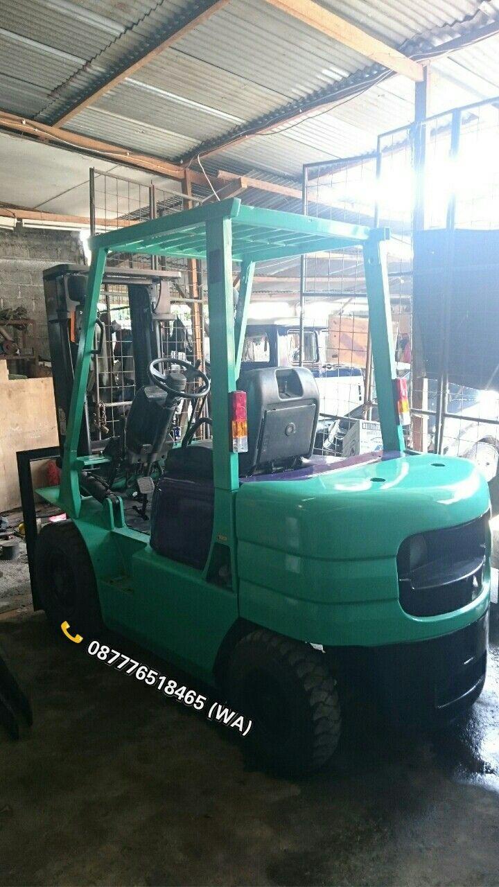 ( FOR SALE )   Forklift 2.5 Ton  MITSUBISHI S4S  Manual Transmission  Lifting Height 3 M Diesel Engine Mitsubishi S4S   Facebook: setyawan.martin  Instagram: setyawan_martin_forklift  📞 087776518465 (Whatsapp)
