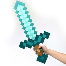 "Minecraft Foam Diamond Sword - Toys R Us - Toys ""R"" Us"