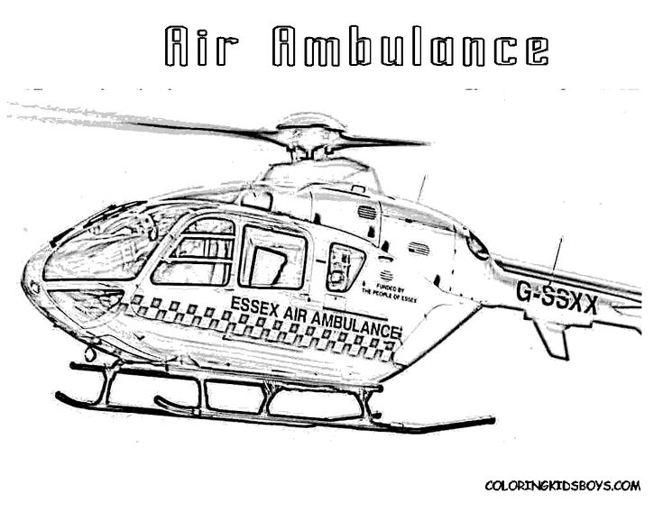 best helicopters air ambulance coloring pages for kids printable helicopters coloring pages for kids - Ambulance Coloring Pages Print