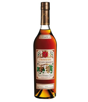 The Hennessy Réserve Privée or Private Reserve is a reference to the first label Hennessy introduced to the market in 1865. Price: 240 €