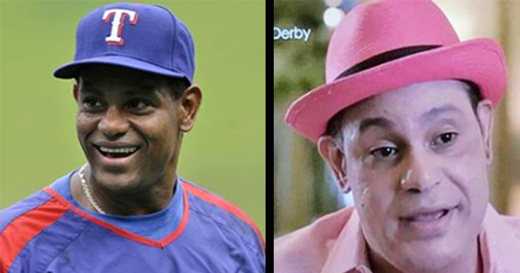 Sammy Sosa Looks Completely Different And It Has The Internet Talking