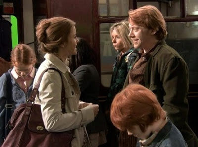 Ron and hermione family ron weasley hermione granger - Ron weasley and hermione granger kids ...