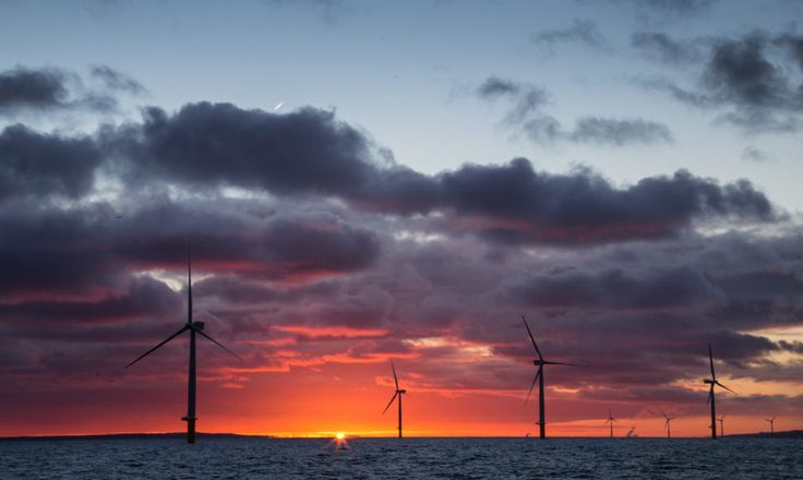 The world's cheapest offshore wind farm is coming to Scandinavia