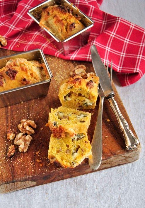 tortine di gorgonzola e noci | Honest Cooking Italia