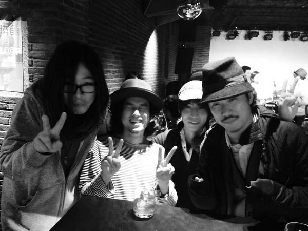 2014.12.03 @渋谷PLUG with LOOP POOL
