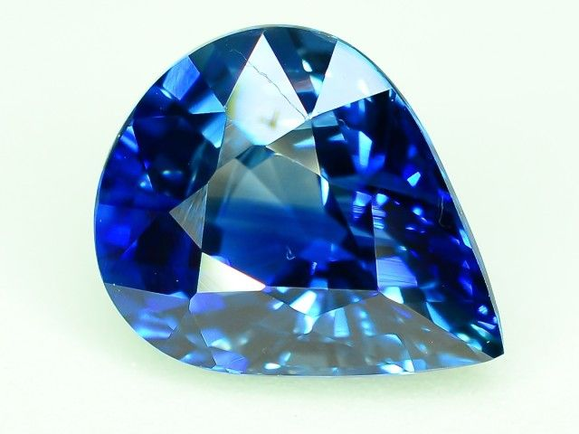 GiL Certified 4.45 ct Royal Blue Sapphire AAA Grade Ceylon. dr