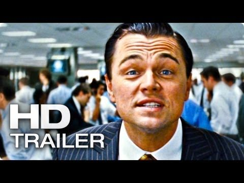 THE WOLF OF WALL STREET Trailer Deutsch German | 2013 Official DiCaprio [HD] - YouTube