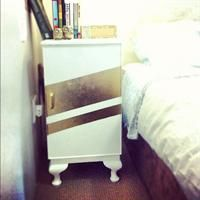 Algoa FM | DIY: How to glam up an old bedside table