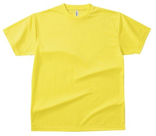 (グリマー)glimmer 4.4oz ドライTシャツ(クルーネック)00300-ACT