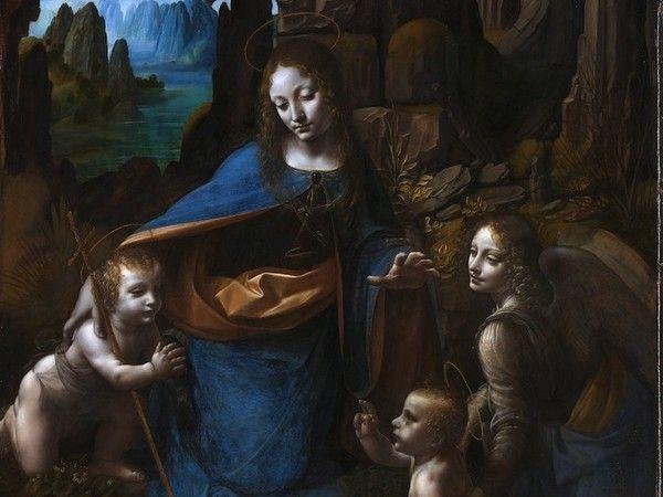 RESTAURO: L'intervento ha restituito l'originario effetto scultoreo delle sfumature chiaroscurali di Leonardo, che era ormai difficile da apprezzare a causa dell'ingiallimento della vernice.
