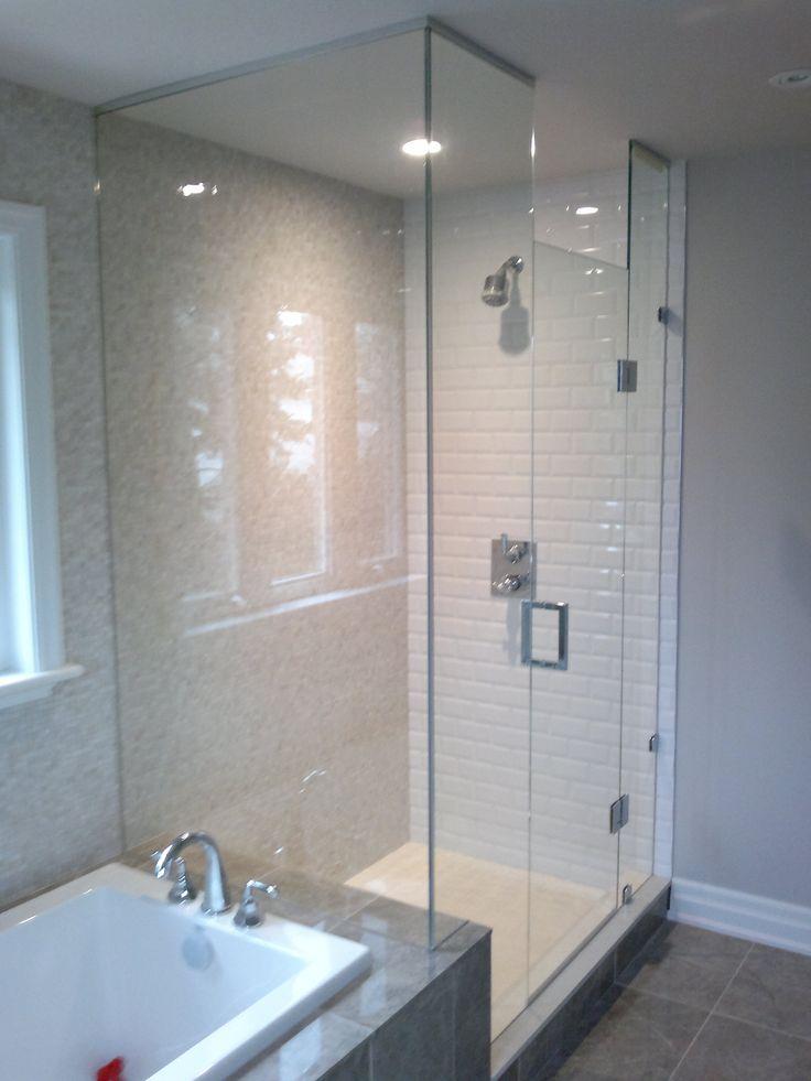 X  Glass Shower Enclosure