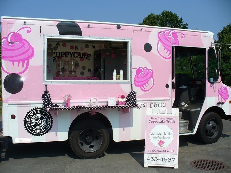 The Cupcake Truck.