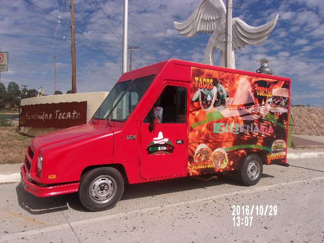 SALE AND MANUFACTURE OF FOOD TRUCKS, LONCHERAS call us Mex. At 665-654-3402 and from USA at 619-503-7157 visit our website www.OliveFoodTruck.com, CALL NOW. We make food carts, trailers, tourist trains for the park, machines for advertising, we send to all the United States, Canada, South America and all Mexico, the most beautiful lunch boxes, visit us in