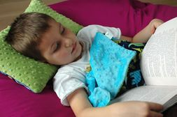 LilleBird SOFT Dino Cushion for  boys who love dinosaurs.