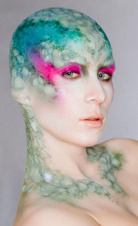 Make-Up Artist: Lisa Berczel