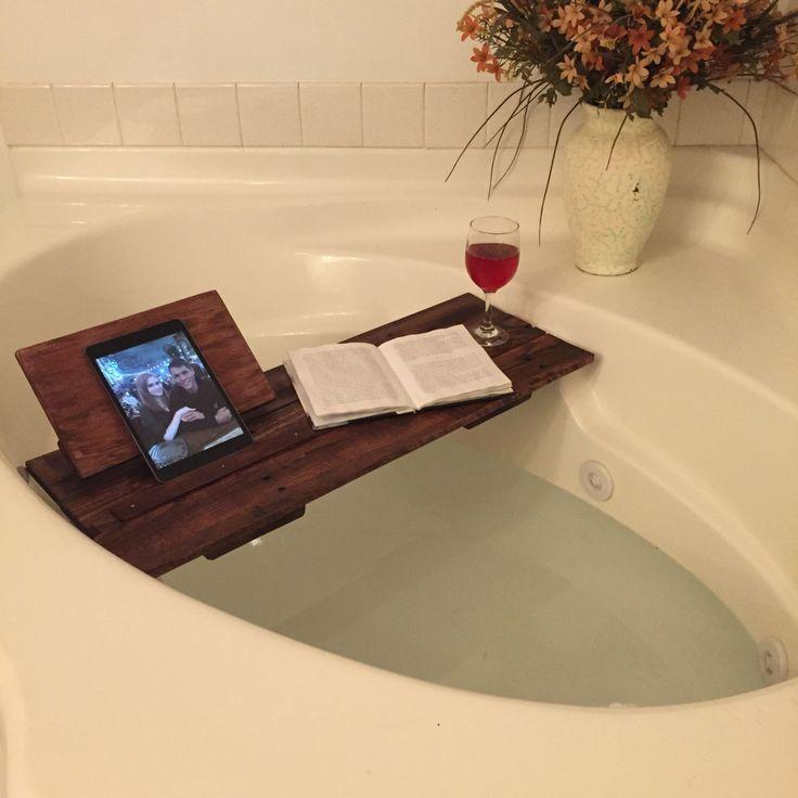 1000 ideas about bath caddy on pinterest bathtub tray for Bathroom caddy ideas