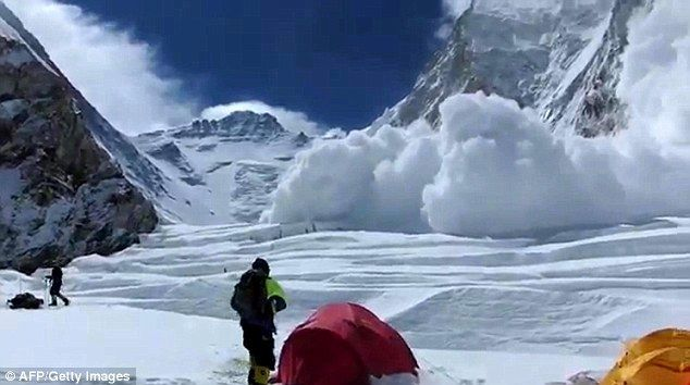 Mount Everest avalanche death toll rises in mountain's worst-ever ...