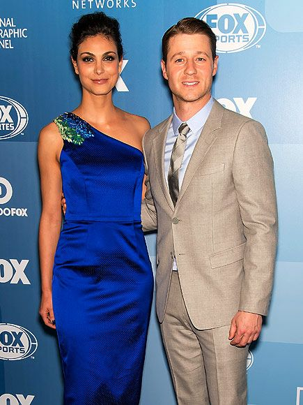 Gotham Costars Morena Baccarin and Ben McKenzie Are Dating http://www.people.com/people/package/article/0,,20951278_20954132,00.html