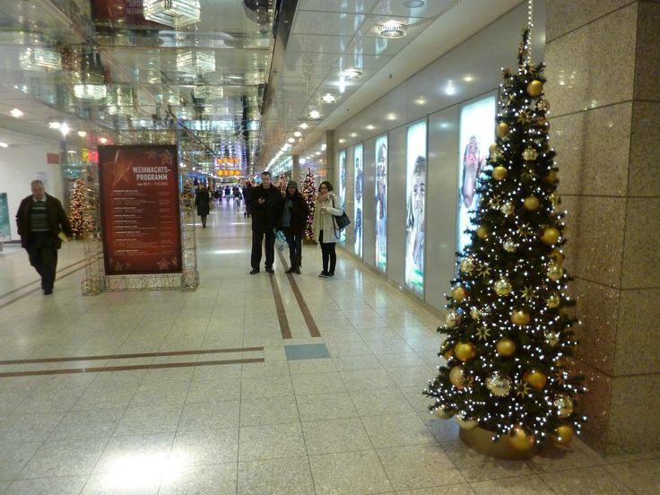 Olympia Einkaufszentrum (shopping mall) - Munich, Germany