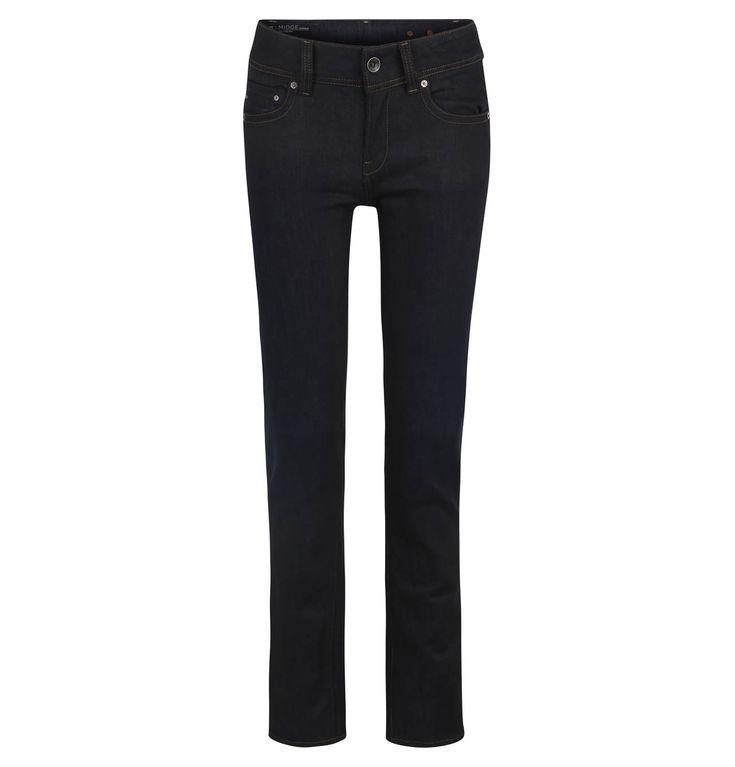 """Jeans """"Midge"""", Straight Fit, verstellbarer Bund, figurformend"""