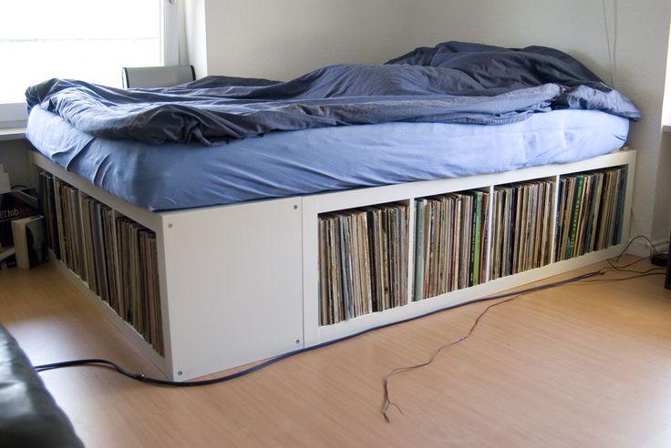 Expedit Bed Frame