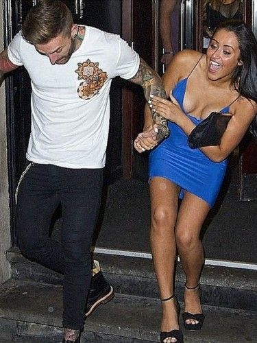 Marnie Simpson gives the final verdict on her relationship with Aaron Chalmers!