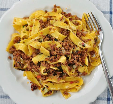 Tacos, Pasta and Taco pasta recipes on Pinterest