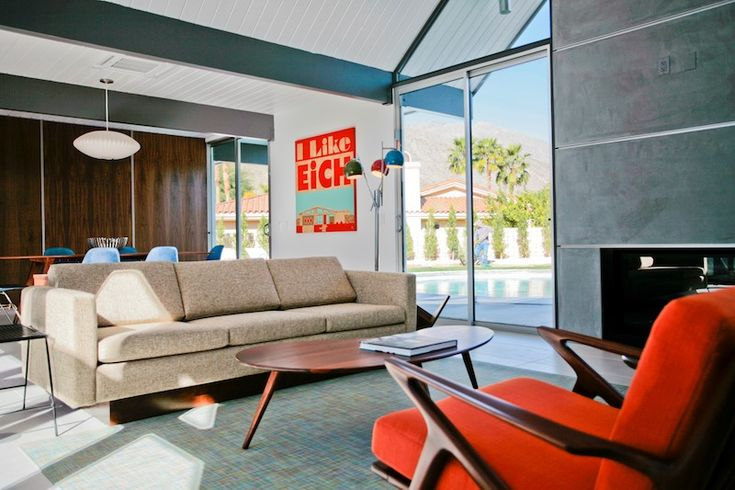 3667 best images about mid century marvel on pinterest for Mid century modern homes zillow