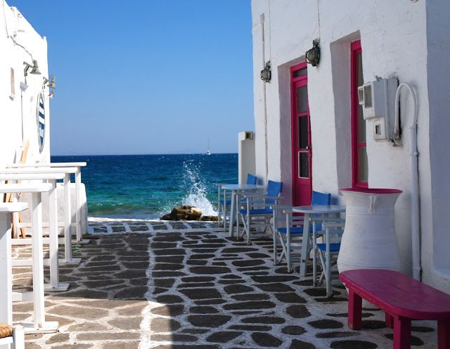 Paros by paisley summer