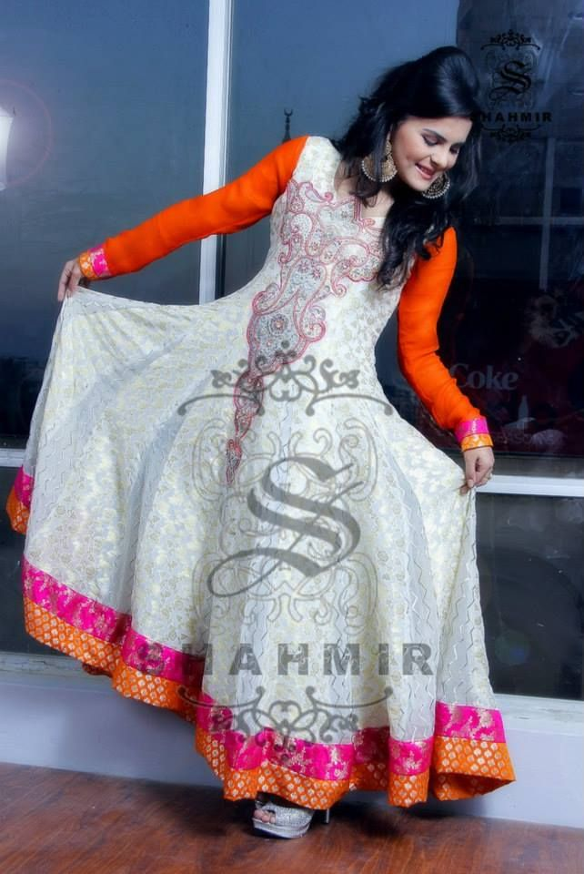 #Pakistan #Fashion #Formalwear #SHAHMIR