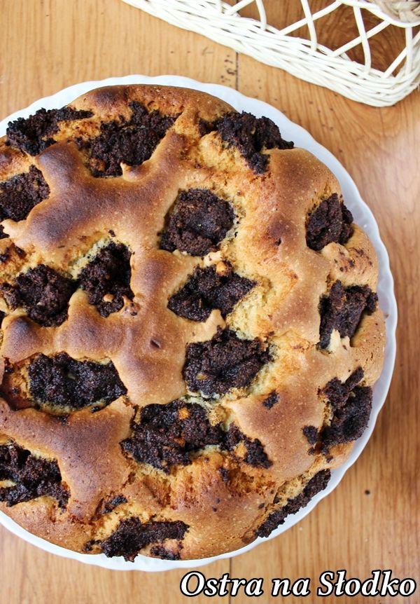 ciasto ucierane , ucierane na oleju , ucierane z masa makowa , domowa masa makowa , ciasto z makiem , makowiec  , swiateczne ciasta ,  ostra na slodko , blog kulinarny , latwe przepisy (2)xx