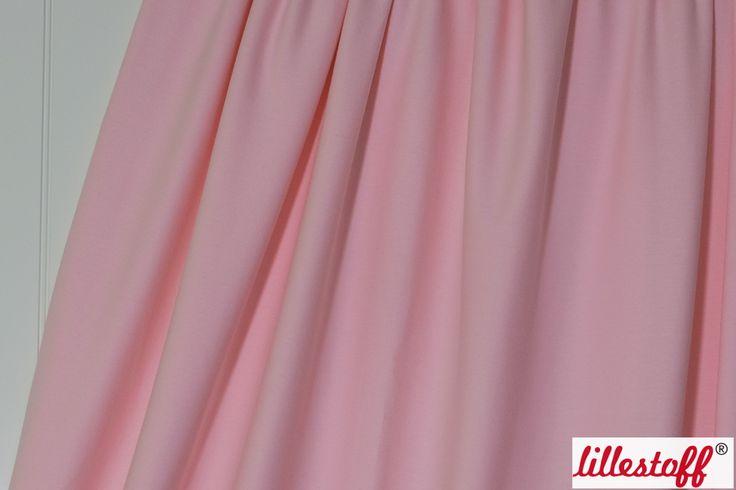 lillestoff » Jersey rose quartz « // hier erhältlich: http://www.lillestoff.com/jersey-rose-quartz.html