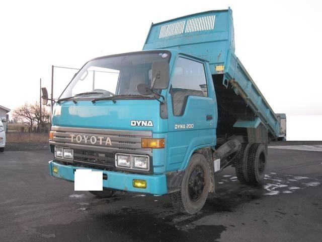 Toyota dyna 2 ton Dump truck BU306 toyoace