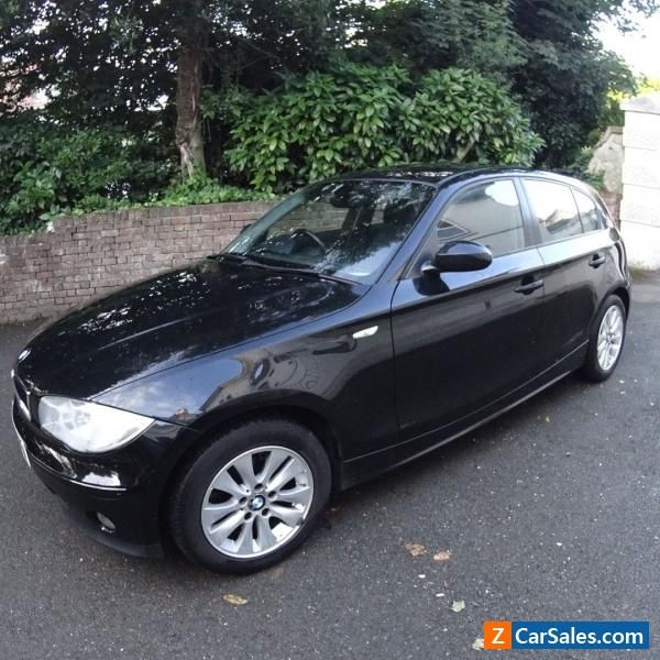 BMW 116i Black Manual 5 Door Petrol 56  #bmw #116 #forsale #unitedkingdom